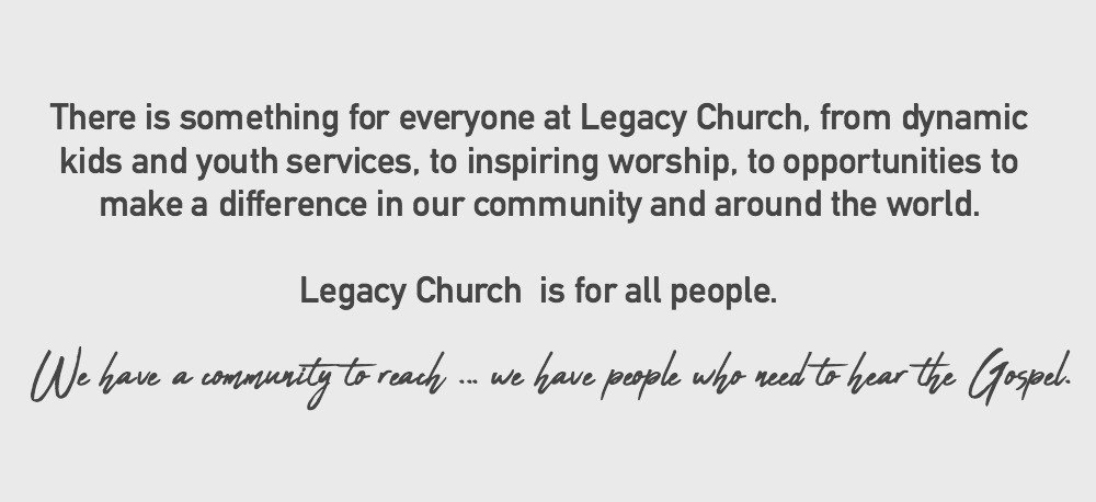Ministry Page B