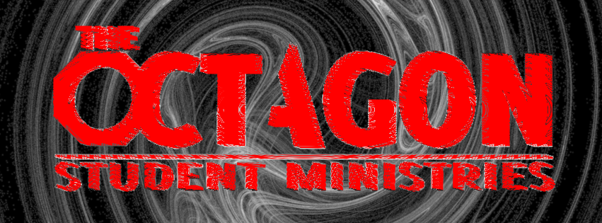 The Octagon Student Ministry FB Cover
