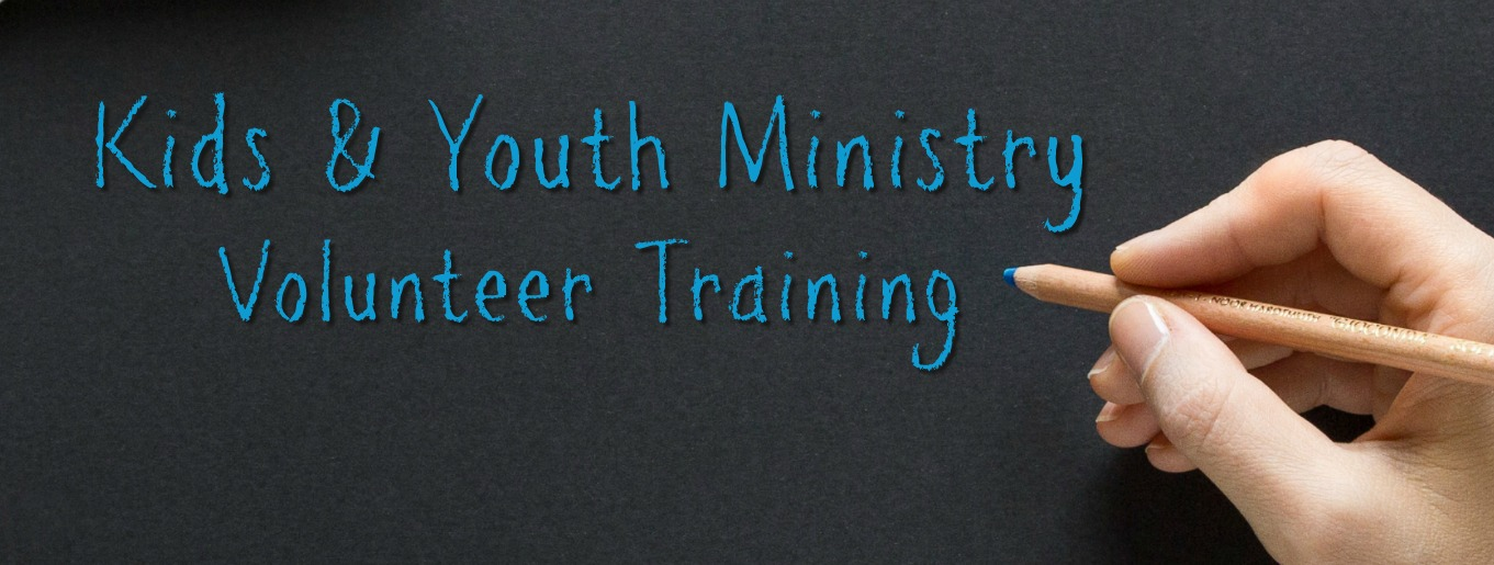 Kids & Youth Ministry-V Training