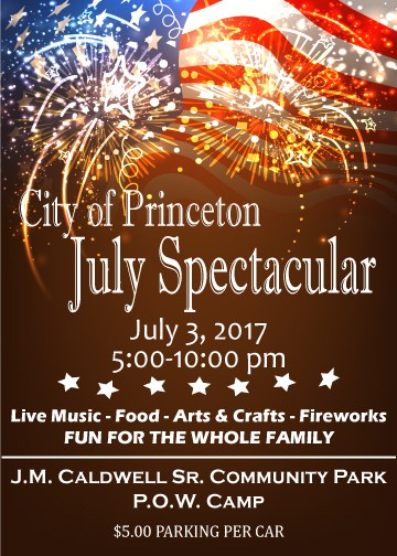 July Spectacular