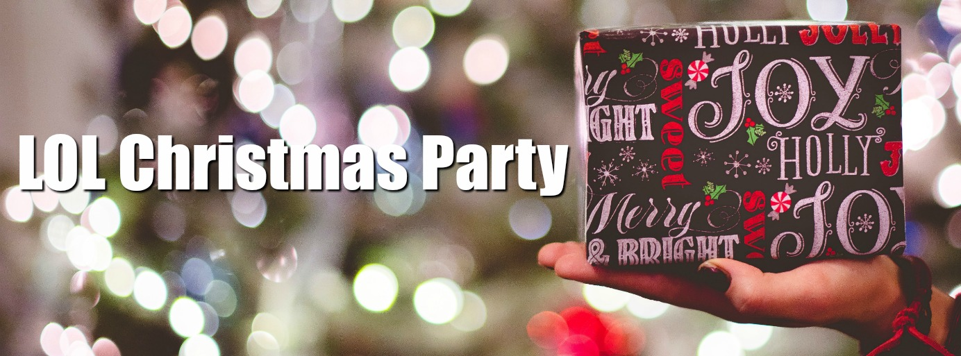 LOL Christmas Party Header 2